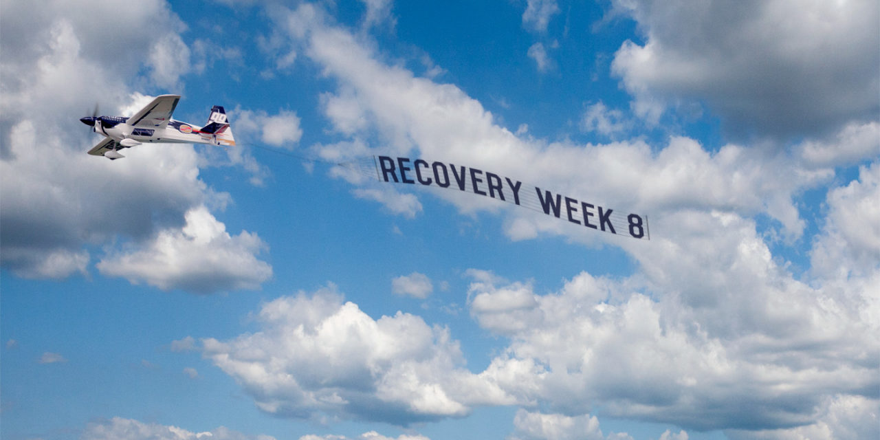 Recovery Week 8